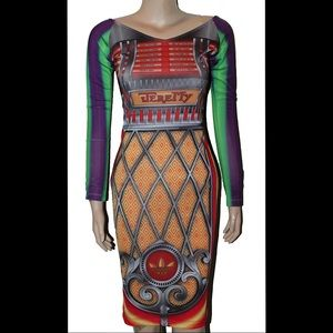 Adidas Originals X Jeremy Scott Jukebox Dress